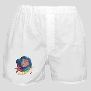 Oceanside Boxer Shorts
