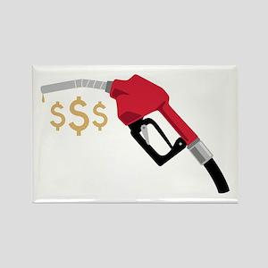 Gas Pump Money Magnets