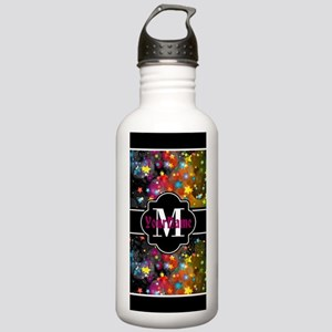 Galactic Party Stars P Stainless Water Bottle 1.0L