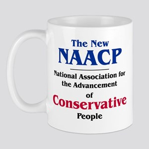 The New NAACP Mug