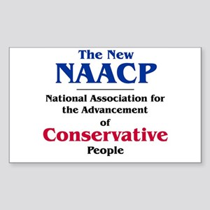 The New NAACP Rectangle Sticker