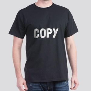 Copy Paste Adult Baby Dark T-Shirt