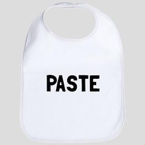 Copy Paste Adult Baby Bib