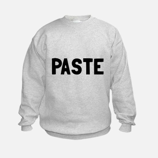 Copy Paste Adult Baby Sweatshirt