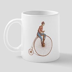 Vintage Ordinary Bike Mug