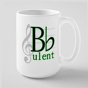 B Flat-ulent Mugs