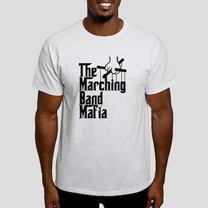 Marching Band Mafia Light T-Shirt