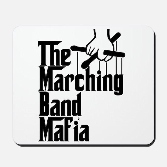 Marching Band Mafia Mousepad