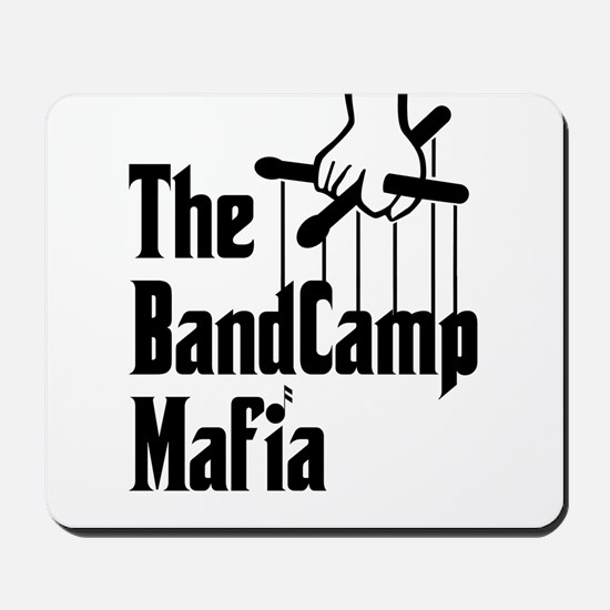 Band Camp Mafia Mousepad