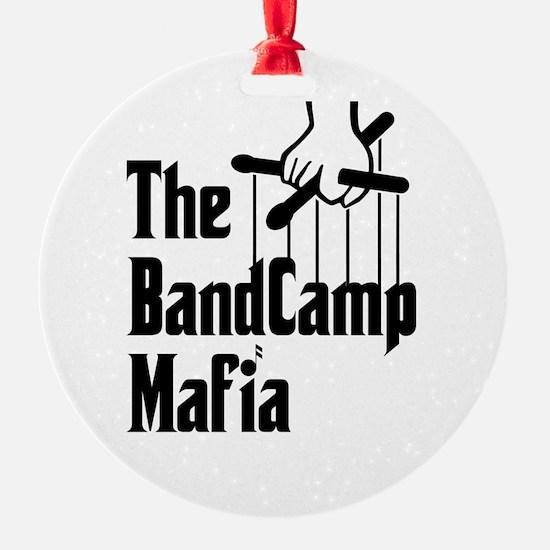 Band Camp Mafia Ornament