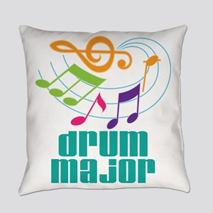 Drum Major Band Camp Everyday Pillow
