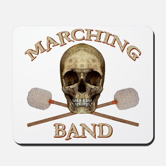 Marching Band Pirate Mousepad