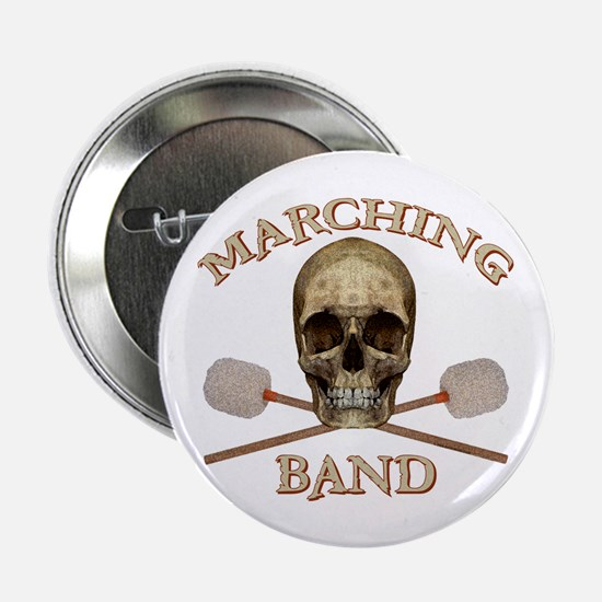 """Marching Band Pirate 2.25"""" Button (10 pack)"""