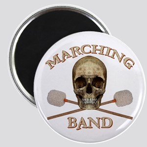 "Marching Band Pirate 2.25"" Magnet (10 pack)"