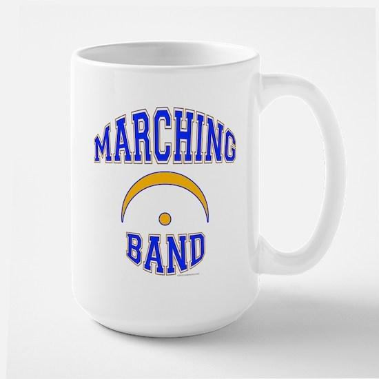 Marching Band - Fermata Large Mug