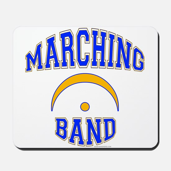 Marching Band - Fermata Mousepad