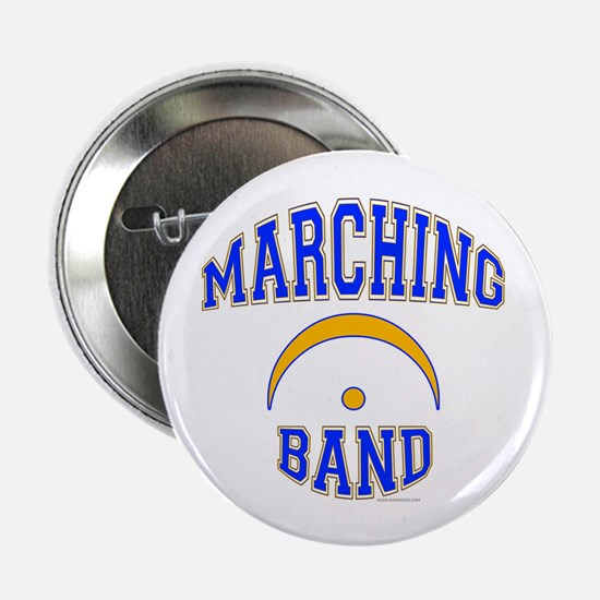 """Marching Band - Fermata 2.25"""" Button (10 pack)"""
