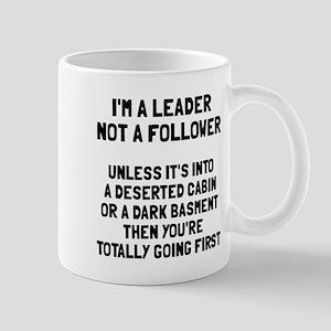 I'm a leader Mug