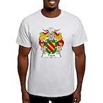 Pazos Family Crest Light T-Shirt