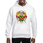 Pazos Family Crest Hooded Sweatshirt