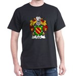 Pazos Family Crest Dark T-Shirt