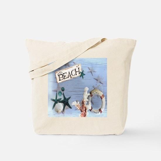 beach coral sea shells  Tote Bag