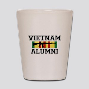 Vietnam Alumni M16 Shot Glass