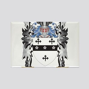 Lawton Coat of Arms - Family Crest Magnets