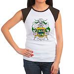 Pascual Family Crest Women's Cap Sleeve T-Shirt