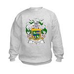 Pascual Family Crest Kids Sweatshirt