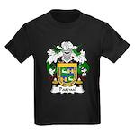 Pascual Family Crest Kids Dark T-Shirt