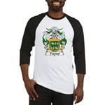 Pascual Family Crest Baseball Jersey