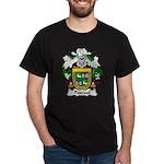 Pascual Family Crest Dark T-Shirt