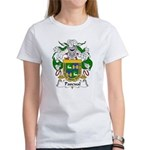 Pascual Family Crest Women's T-Shirt