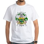 Pascual Family Crest White T-Shirt