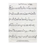 Handwritten Sheet Music Composed By 5'x7'a