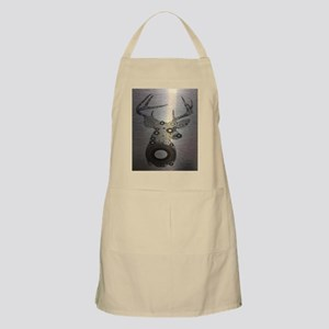 abstract camo pattern deer Apron