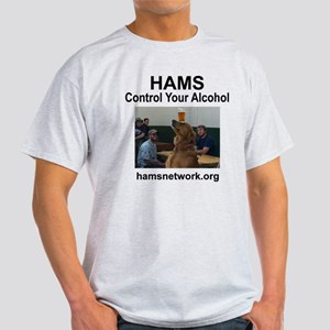 HAMS - Control Your Alcohol T-Shirt