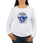 Palomar Family Crest Women's Long Sleeve T-Shirt