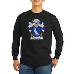 Palomar Family Crest Long Sleeve Dark T-Shirt