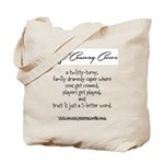 Twisty Turny Tote Bag - The Conway Curve