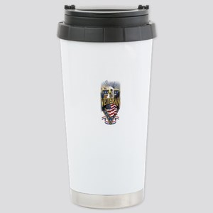 large vet_001 Stainless Steel Travel Mug