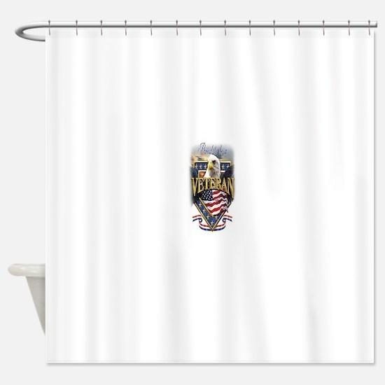 large vet_001 Shower Curtain