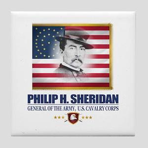 Sheridan (C2) Tile Coaster