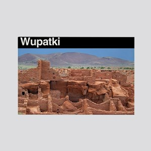 Wupatki NM Rectangle Magnet