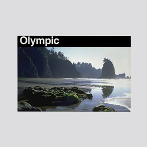 Olympic National Park Rectangle Magnet