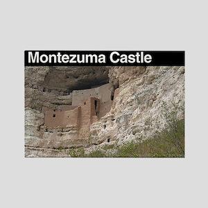 Montezuma Castle NM Rectangle Magnet