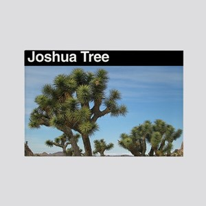 Joshua Tree National Park Rectangle Magnet