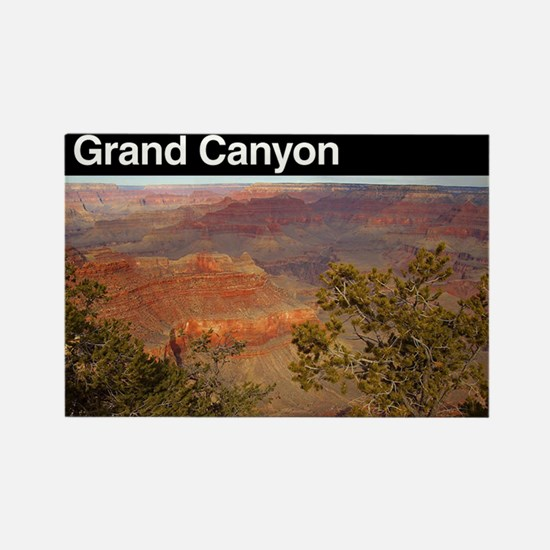Grand Canyon National Park Rectangle Magnet