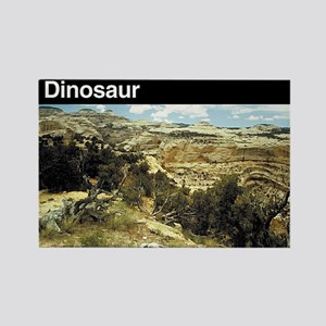 Dinosaur NM Rectangle Magnet